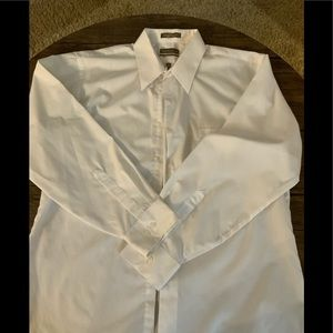 Excellent condition white dress shirt